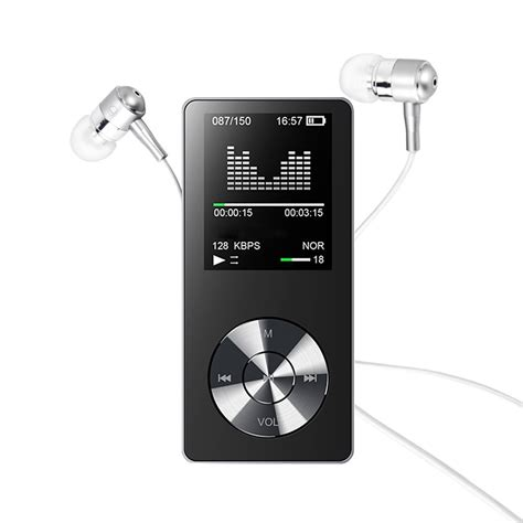 Rocks On With B2 Mp3 Player by Elinker Mp3 Player Review A Cheap Audio Player