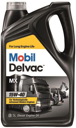 Oli Mobil 1 Delvac Mx Sae 15w 40 mobil delvac mx 15w 40 5l 1l southern cross lubes