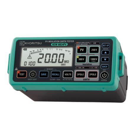 Sale Tester Kyoritsu Multi Function Testers Model 6018 multi function testers chi tak electrical of