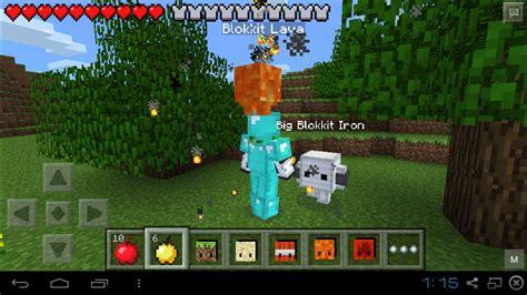 mods for minecraft pe blokkit mod minecraft pe mods addons