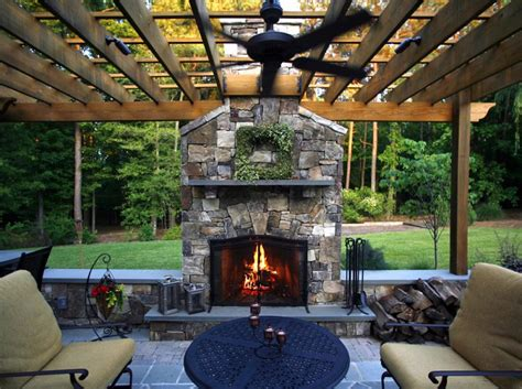 outdoor spaces creating an outdoor living space