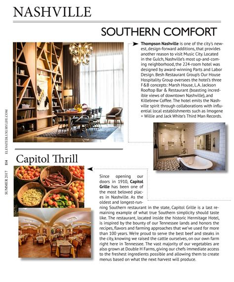 the comfort group nashville elevated luxury life summer 2017 by elevated luxury life