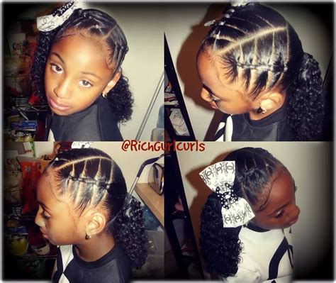hair styles for bi racial kids mixed girls hairstyle natural bella pinterest mixed