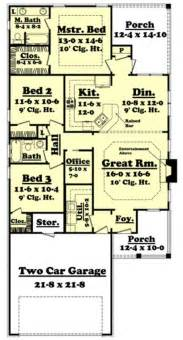 1500 Square House Plans by Country Style House Plan 3 Beds 2 Baths 1500 Sq Ft Plan
