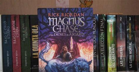 libro la espada del tiempo el rinc 243 n perdido rese 241 a libro magnus chase y los dioses de asgard la espada del tiempo