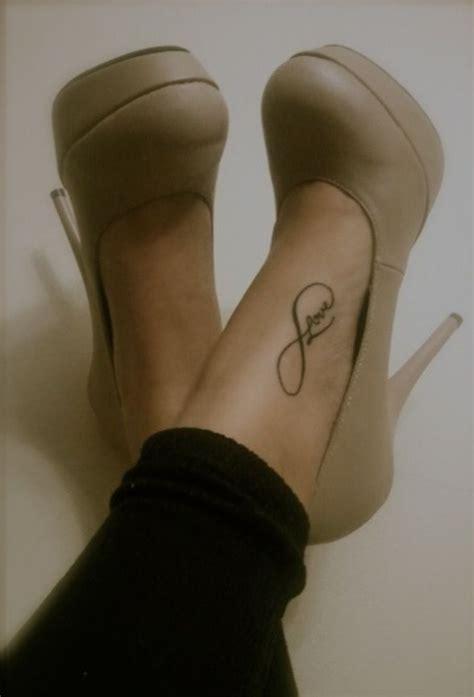 foot tattoo tumblr foot infinity tattoos ღ