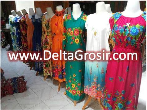 Daster Batik Grosir Daster Jumbo 1 gudang baju daster batik katun murah gudangdaster