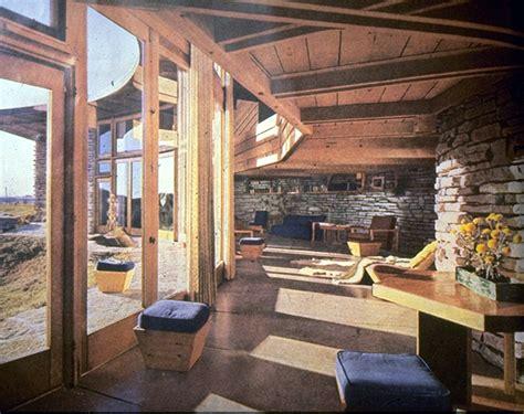 frank lloyd wright home interiors heat flow eei