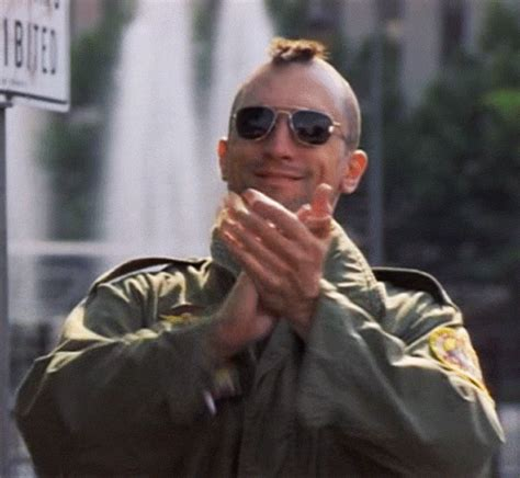 Applause Meme - taxi driver clapping reaction gifs