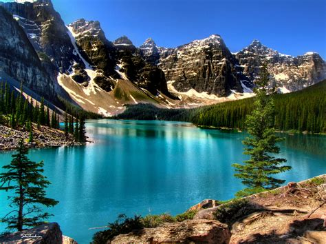 banff national park 5 wallpaper nature wallpapers 36108 15 best small towns to visit in canada the tourist