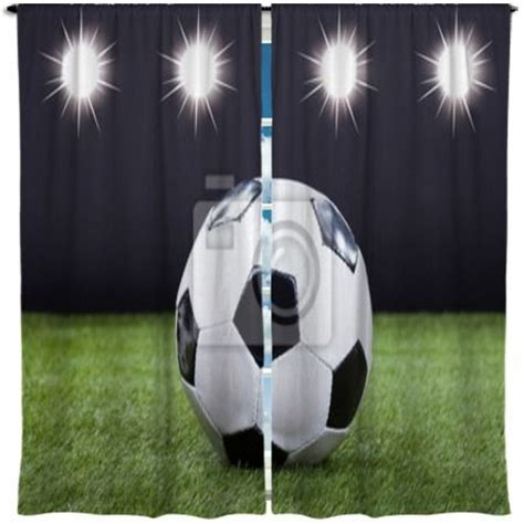 soccer curtains 17 best images about soccer futbol bedroom on