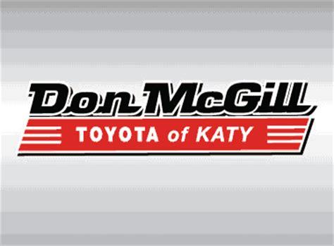 Toyota Of Katy Don Mcgill Toyota Of Katy Employees