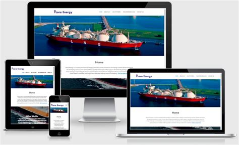 website ideas 2017 portfolio pcore energy l s website designs
