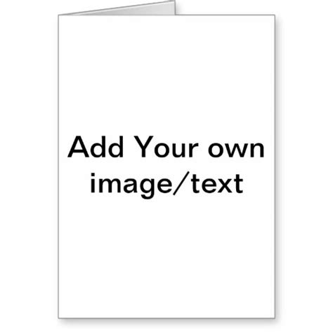 free card template 13 microsoft blank greeting card template images free