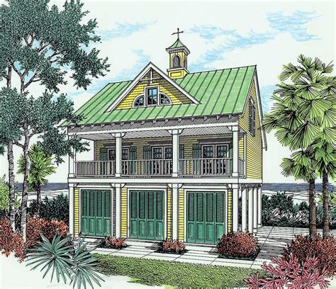 house plans with observation room beach house plan with observation room 5572br 1st