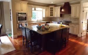 kitchen island vancouver reanimators oak with granite top small guarantee