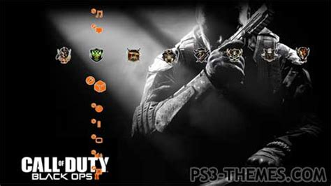 themes black ops 1 ps3 themes 187 black ops ii simple v1
