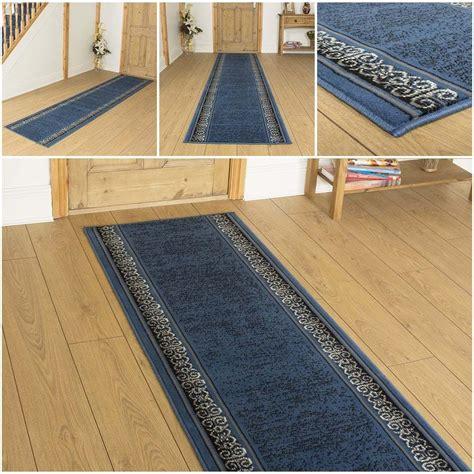 carpet for hallway tribal blue hallway carpet runner rug mat for