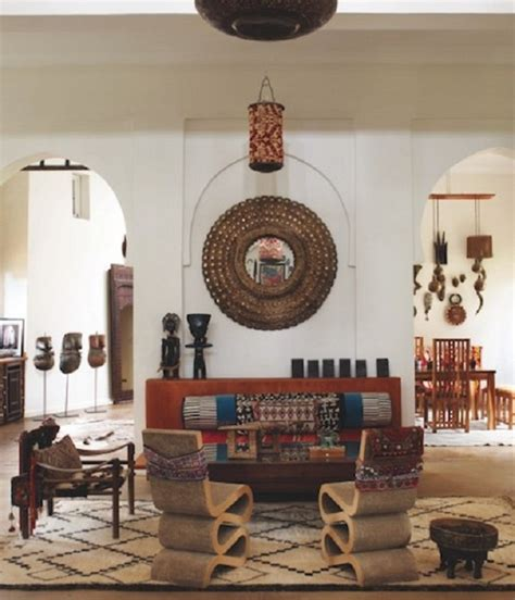 how to bring lively african decor ideas in your home 36 best african art in homes images on pinterest africa