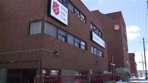 Salvation Army Kitchener Ontario by S Salvation Army Shelter Set To In April