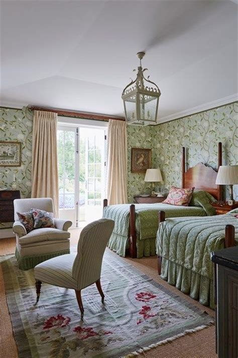 green country bedroom garden room gardens snow and house