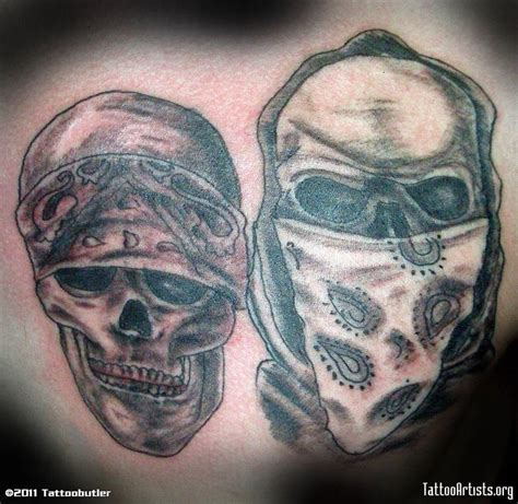 bandana design tattoos 45 best bandana designs images on