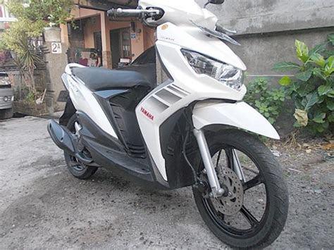 Motor Yamaha Mio Gt Th 2013 mio soul gt ym jet fi th 2013 asli dk putih jual motor