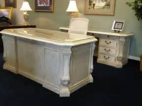 Antique White Office Desk Custom Antique White Desk Set Inyouroffice Info