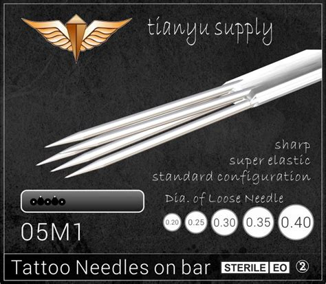 tattoo needle bar on top or bottom tianyu supply piercing equipment co ltd