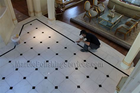 Clean Marble Floors by Marble Floor Cleaning Polishing And Sealing In The