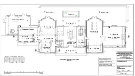 Georgian Mansion Floor Plans by Georgian Mansion Floor Plans Extremely Large Mansion Floor