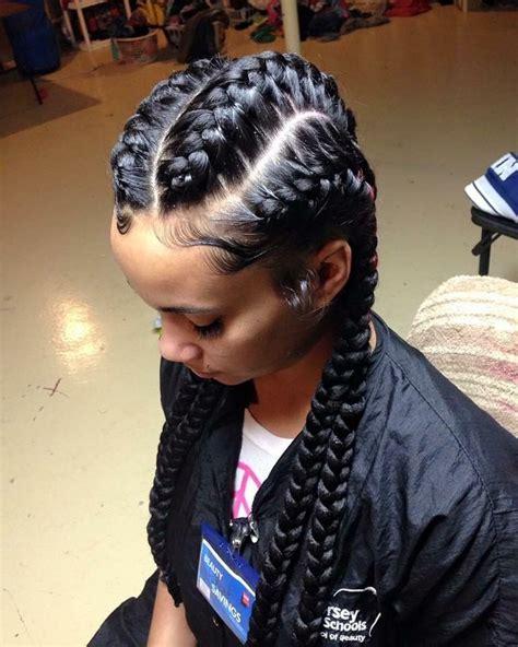 style for oval face braid black woman underbraids twist pinterest black girl braids hair