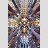 Gaudi Sagrada Familia Ceiling | 2000 x 3001 jpeg 5621kB