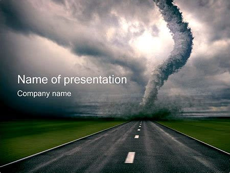 Tornado Powerpoint Template Tornado Powerpoint Template Backgrounds Id 0000001255 Ideas Tornado Powerpoint Template