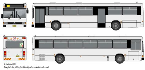 best photos of bus design templates school bus outline
