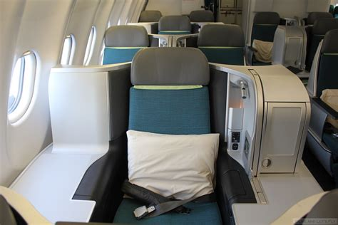 aer lingus seats dublin to boston in aer lingus business class live and