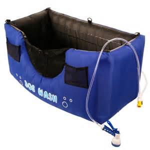 Dog Bathtubs For Home Dog Wash Tub Hugs Inflatable Dog Wash Thriftypetsupply