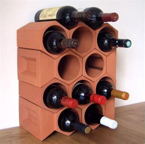 Wine Rack 12 Bottles by Terracotta Wine Rack 12 Bottle Keystone Set Weston