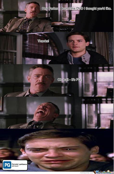Peter Parker Meme Face - peter parker by tigress meme center