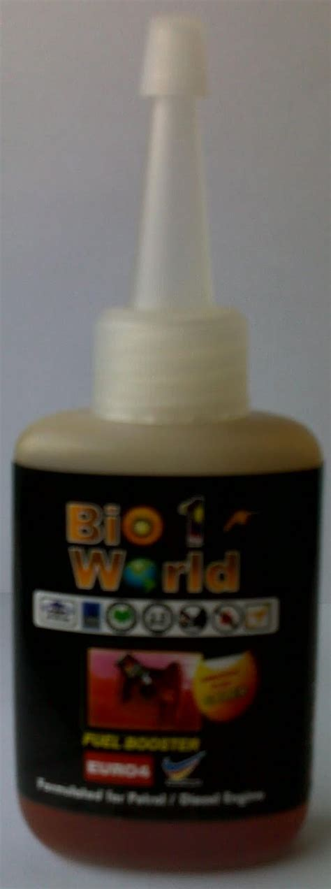 Sebotol Bio bio 1 world march 2010