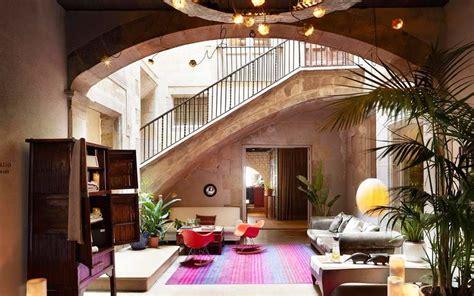 boutique hotels  barcelona telegraph travel