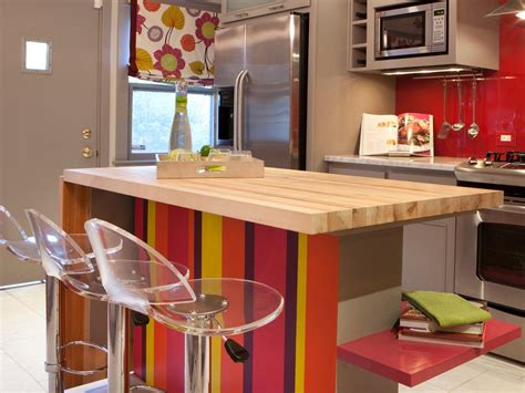 kitchen islands with breakfast bars stationary kitchen islands hgtv