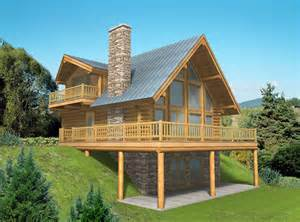 Log Home House Plans 2060 Sq Ft Pacific Northwest Style Log Home Log Design