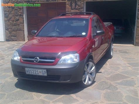 Tonneau Cover Prices South Africa 2006 Opel Corsa Utility 1 4i Used Car For Sale In Pretoria
