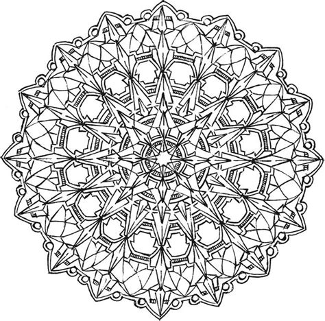 kaleidoscope coloring pages for adults welcome to dover publications adult coloring pages