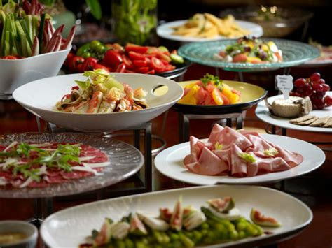 new year lunch hotel 52 best buffets in singapore