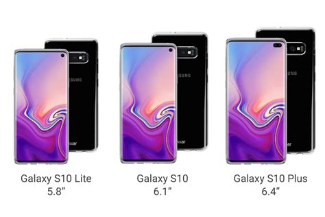 Samsung Galaxy S10 Size by Samsung Galaxy S10 Revealed Specs Design Feature Release Date Pcworld
