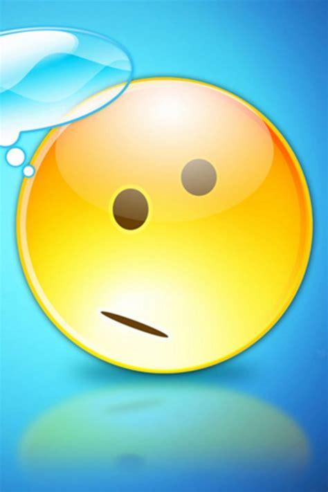 wallpaper emoticon iphone smiley iphone wallpaper hd
