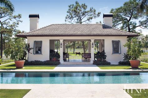 plantation style architecture plantation style pool pavilion luxesource luxe