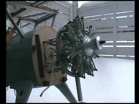 seidel ums   cc radial engine test stand run rc airplane